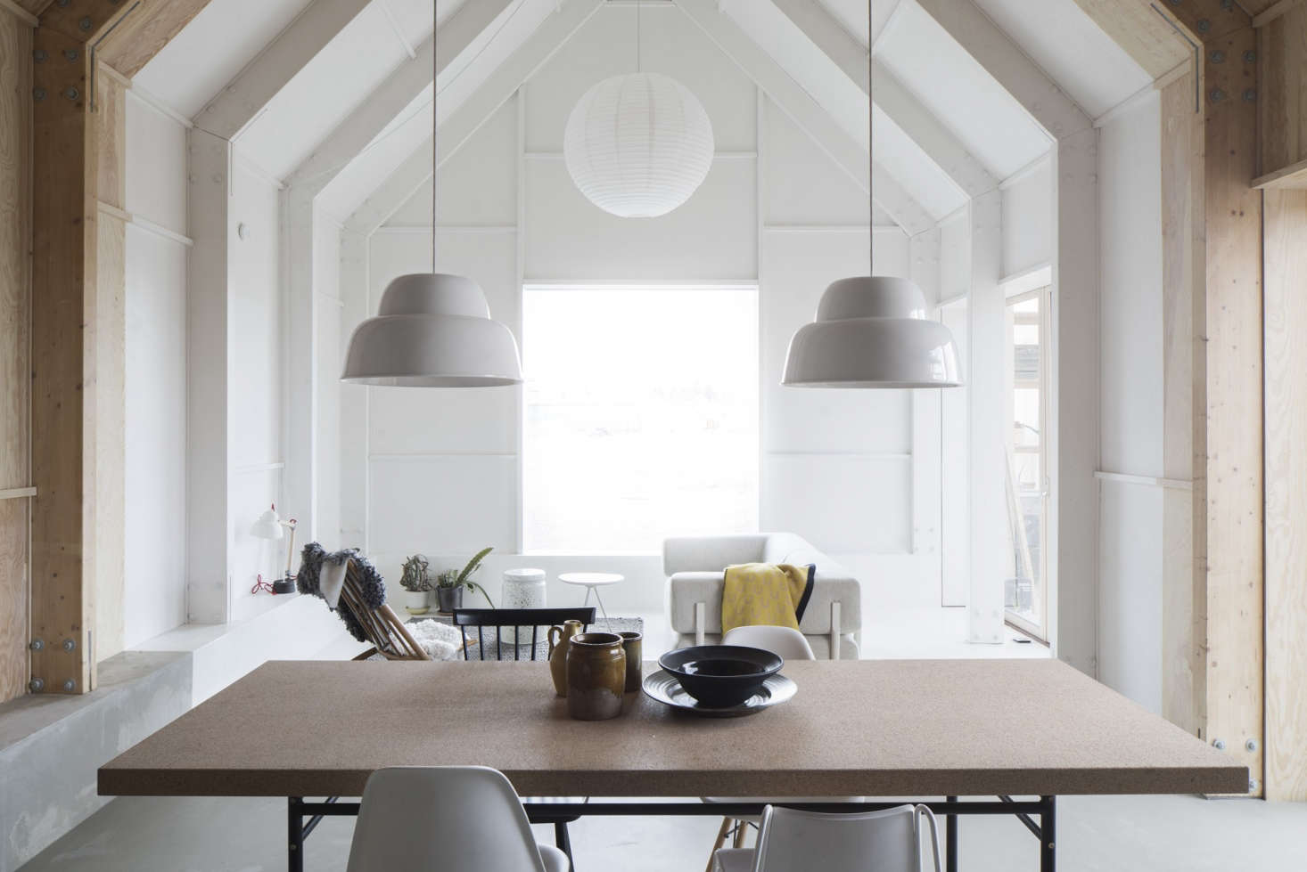 A Cost-Conscious House in Sweden That's a Pinterest Sensation