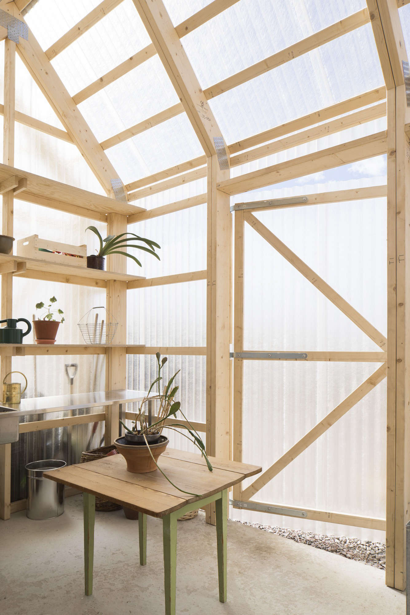 A Cost Conscious House In Sweden That S A Pinterest
