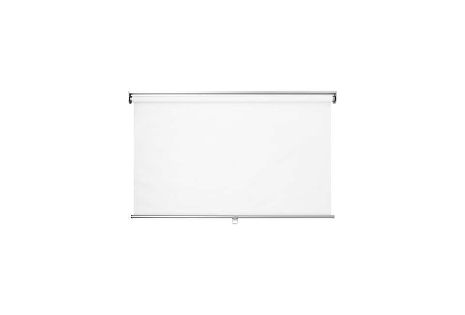 Ikea's Skogsklover roller shade filterslight and reduces glare on computers and televisions; it's available in a variety of sizes and is cordless for child safety; it ranges in price from $19.99 to $42.99.