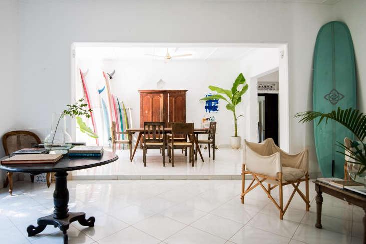 Whitewashed Living Room In Sri Lanka Belonging To Linn Lundgren And Petter Toremalm Of Sunshine Stories