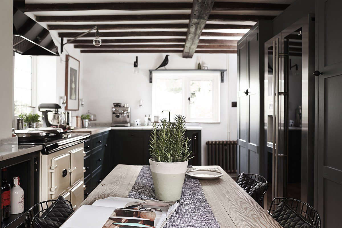 browse kitchens archives on remodelista best professional uk interior thatched cottage kitchen by fawn interiors