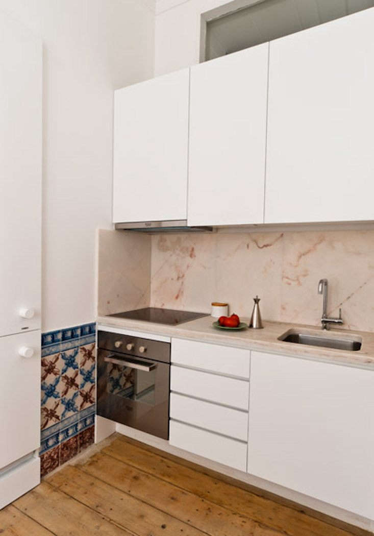 Compact Laminate Kitchen