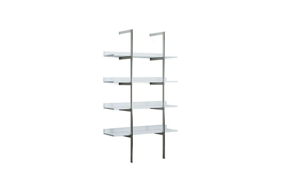 Brilliant 10 Easy Pieces Wall Mounted Shelving Systems Remodelista Home Interior And Landscaping Ferensignezvosmurscom