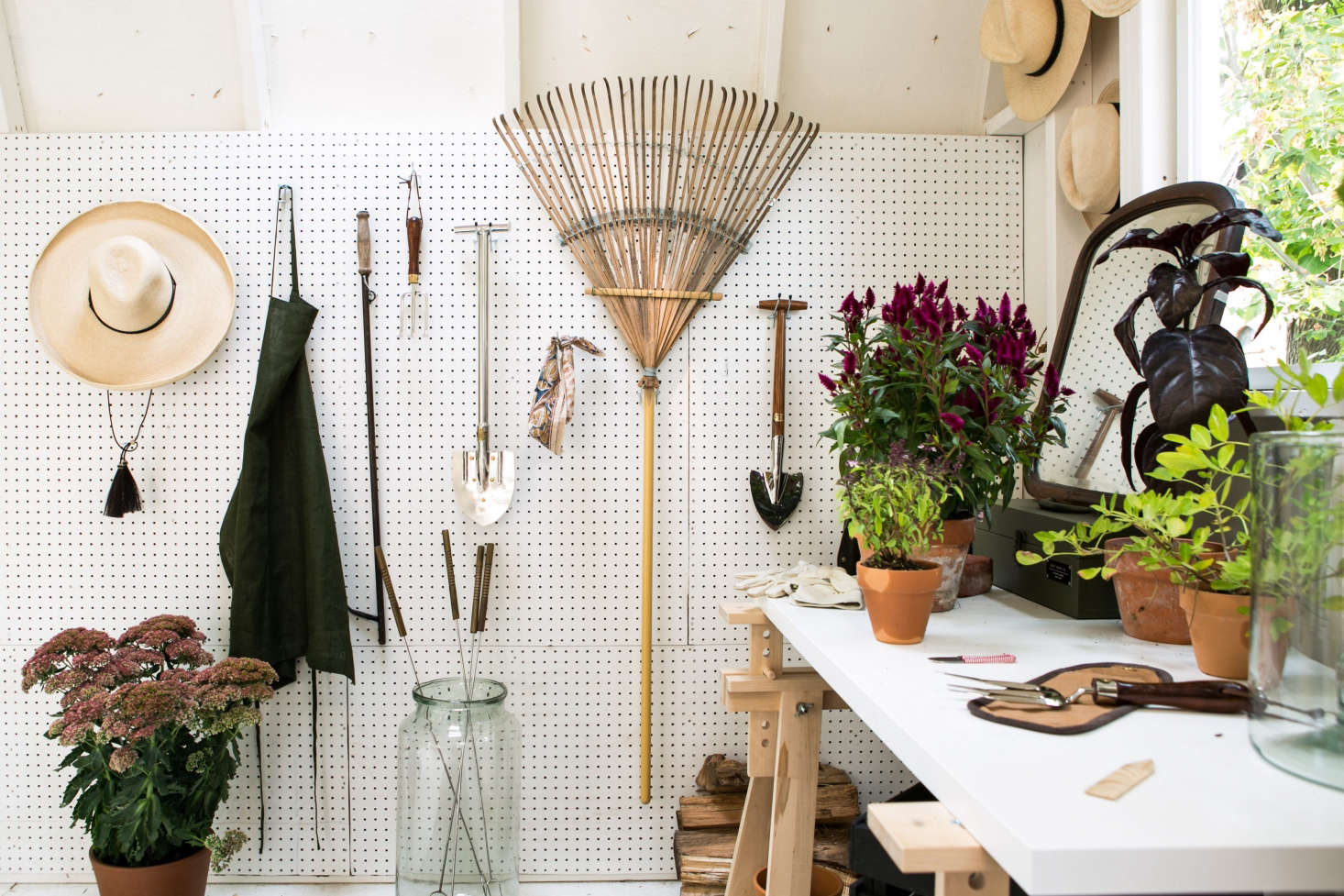 Every foodie farmer needs an inspiring garden shed, whether it&#8