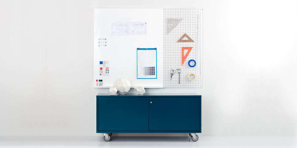 A Labor of Love: Heartwork Office Furniture - Remodelista