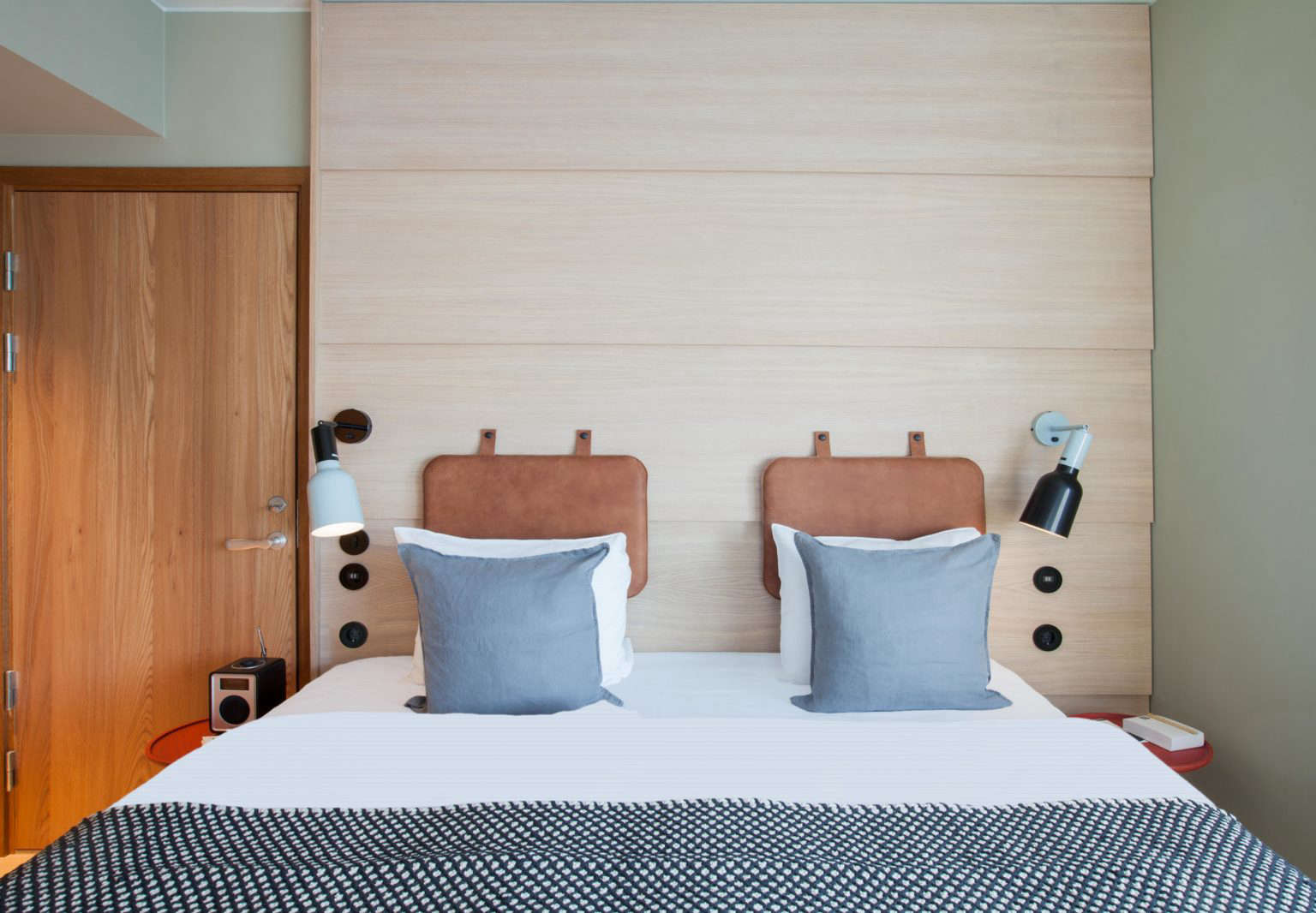 Set in a 1970s brutalist bank building on Stockholm\u0027s Brunkebergstorg Square the new Hobo Hotel is positioning itself as a social space for creatives to ... & 5 small bedroom design ideas\u2014space enlarging decorating tips for ...