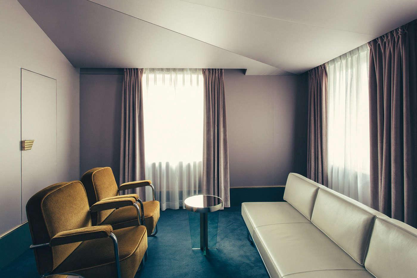 The New Hotel Saint Marc in Paris Designed by Dimore Studio