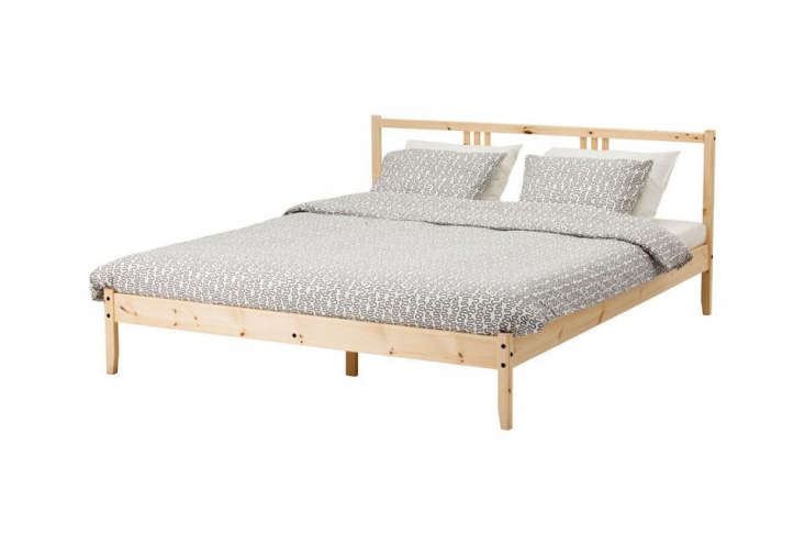 What Is Different Fjellse Bed Frame Pine