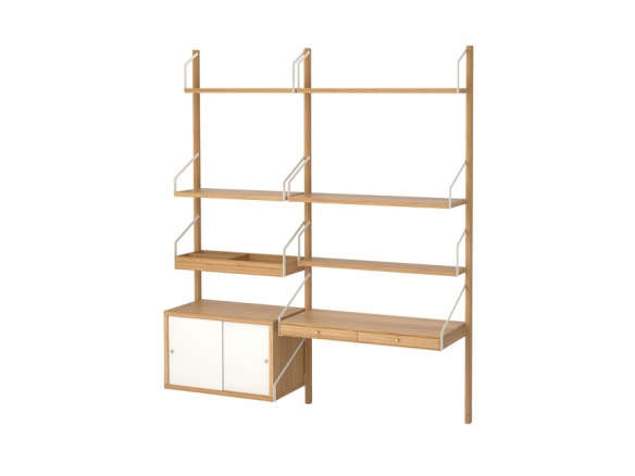 low priced 63e31 f0d72 Svalnas Shelving System