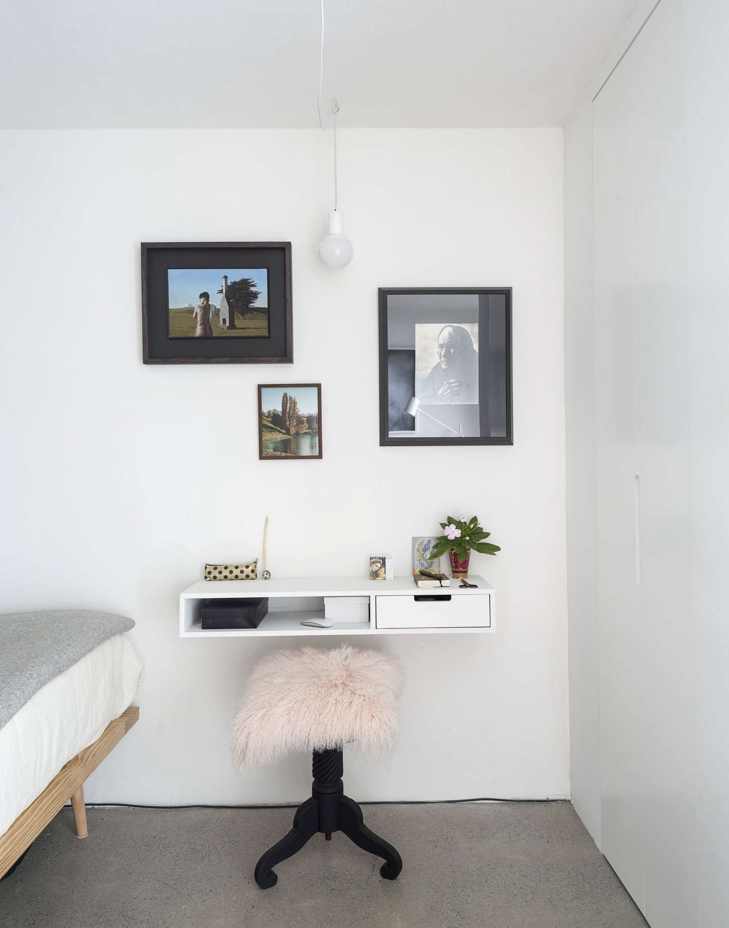 A Glamorous Studio Apartment In Auckland That Feels Like A One