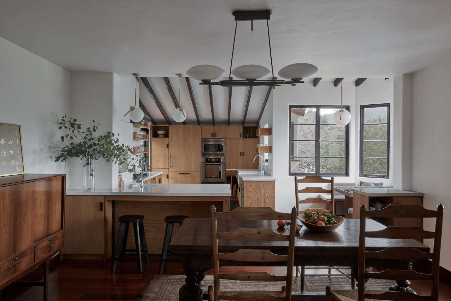 Kitchen Of The Week In Los Feliz A Moody Romantic