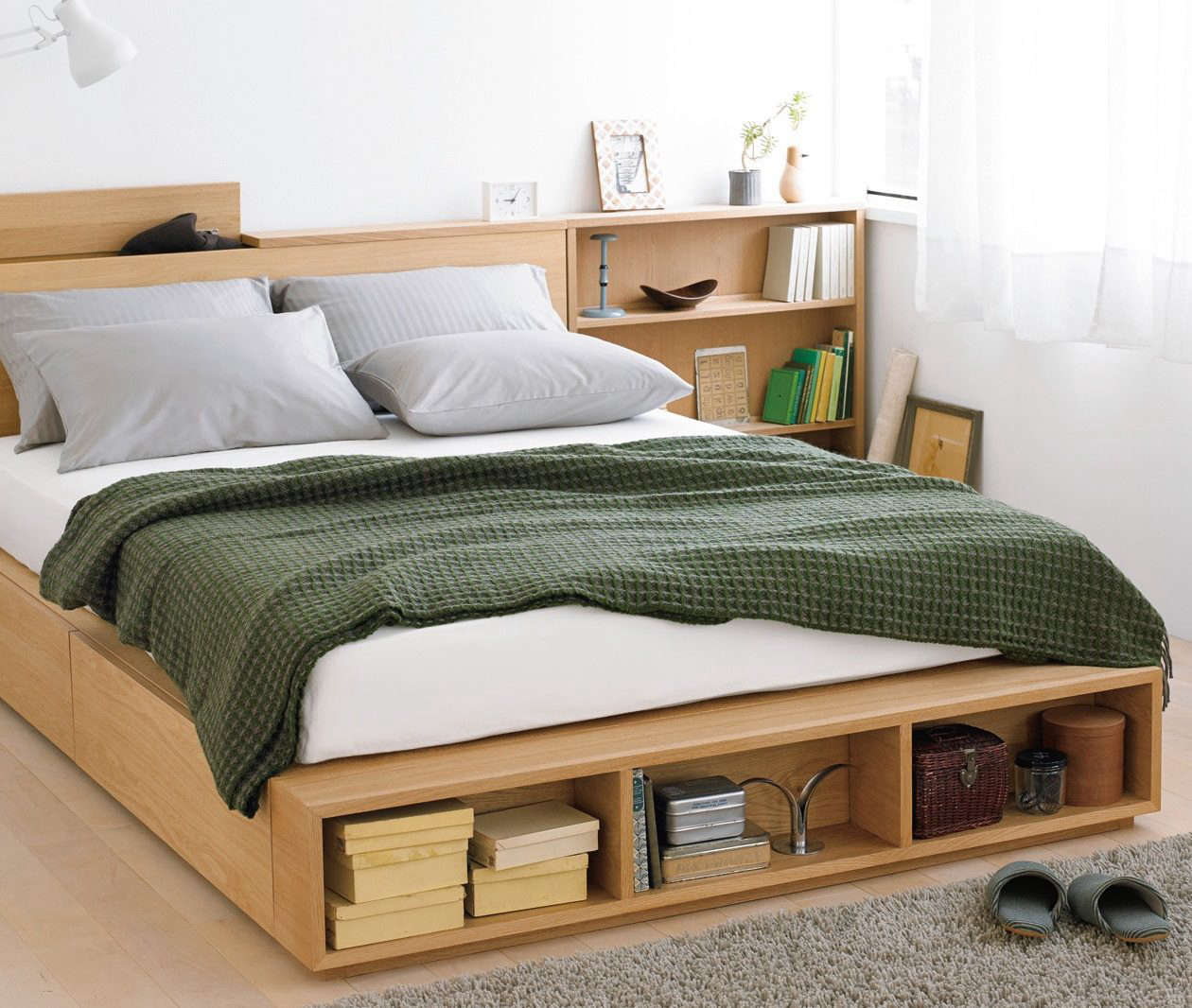 Picture of: 10 Easy Pieces Storage Beds Remodelista