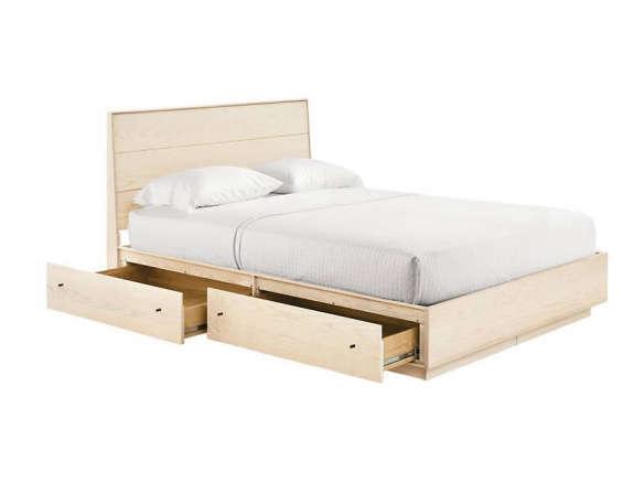 Hudson Queen Storage Bed