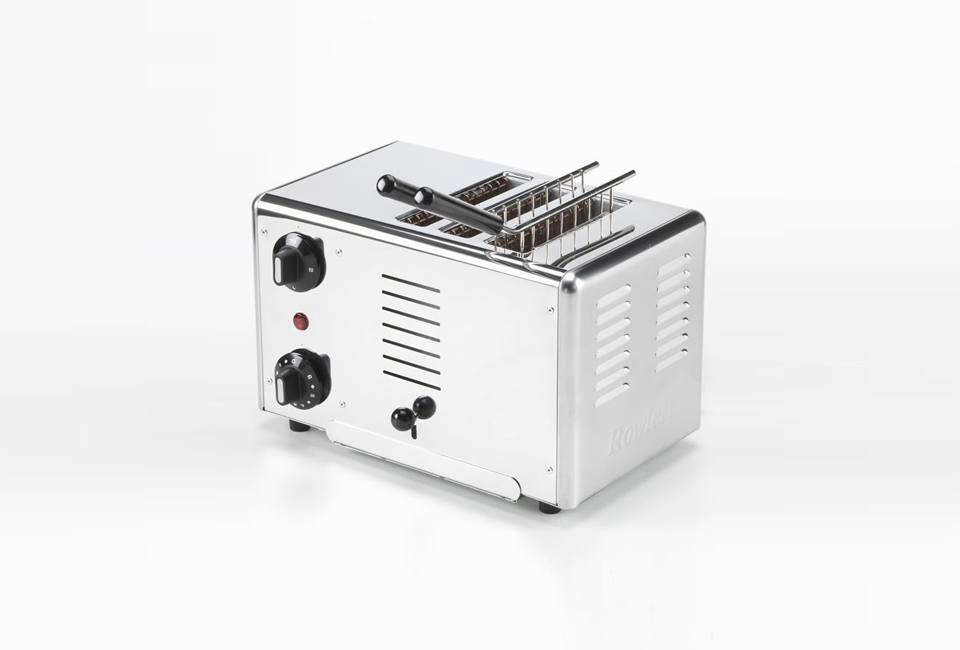 Object Of Desire Handmade Rowlett Toasters From The Uk