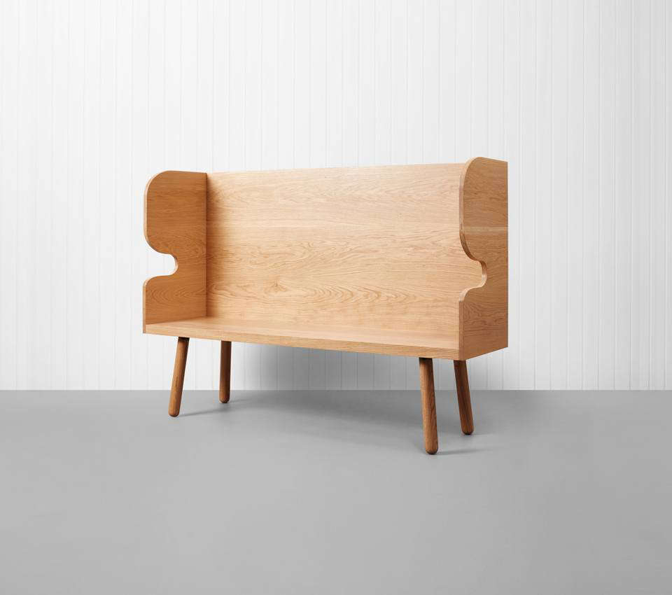 Designers are paying homage to traditional, artisan-made furniture with a primitive appeal; see Ed Clay's Marolles Chair andSue Skeen's furniture (shown) for the New Craftsmen.