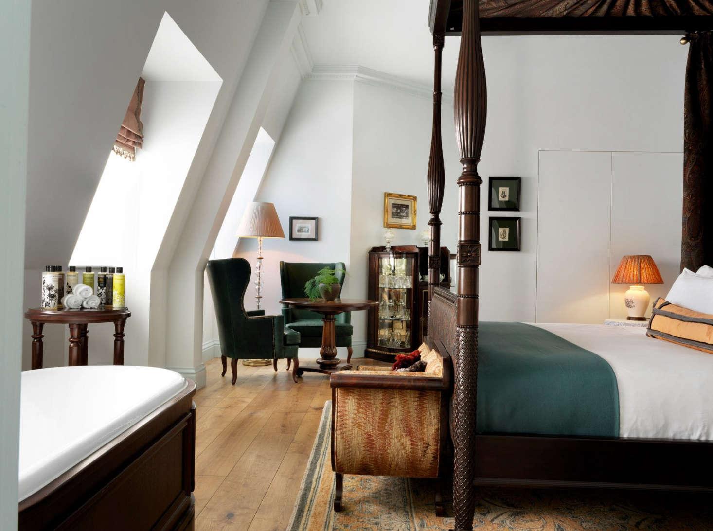 The Ned Hotel A Stately London Landmark Transformed