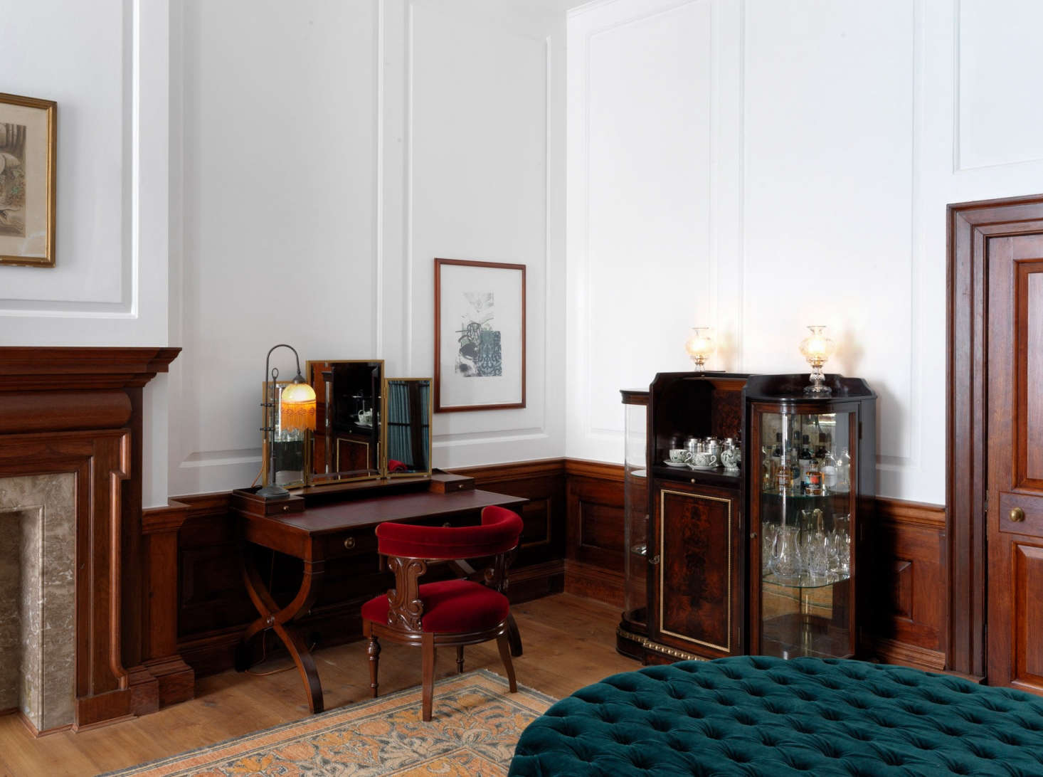 The Ned Hotel: A Stately London Landmark Transformed, English Vintage Edition