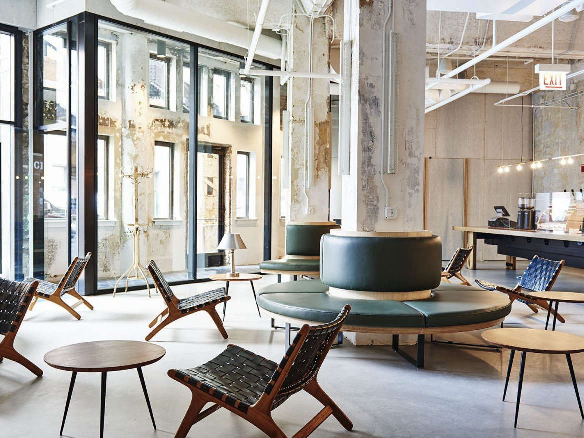 Browse chicago archives on remodelista hotels lodging the robey hall in chicago geotapseo Choice Image