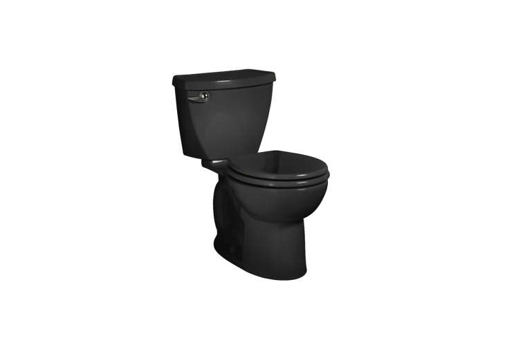 10 Easy Pieces Black Toilets Remodelista