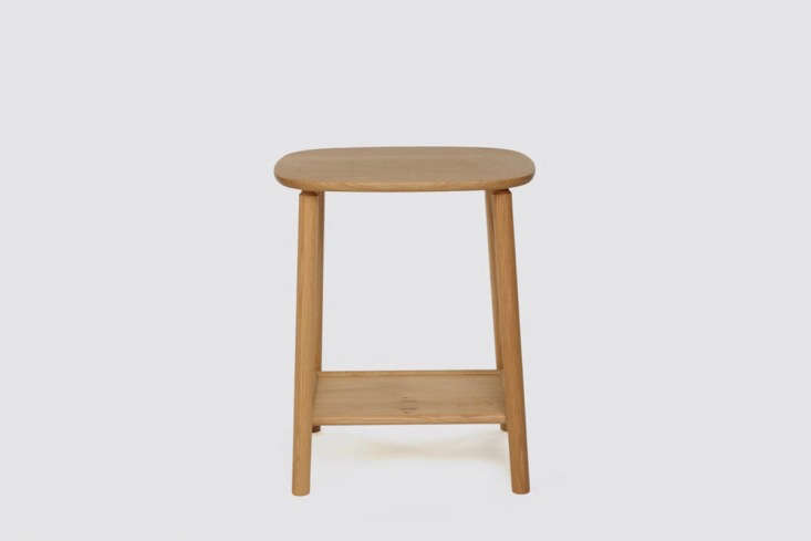 Hardy Side Table in Oak Without Drawer by Another Country