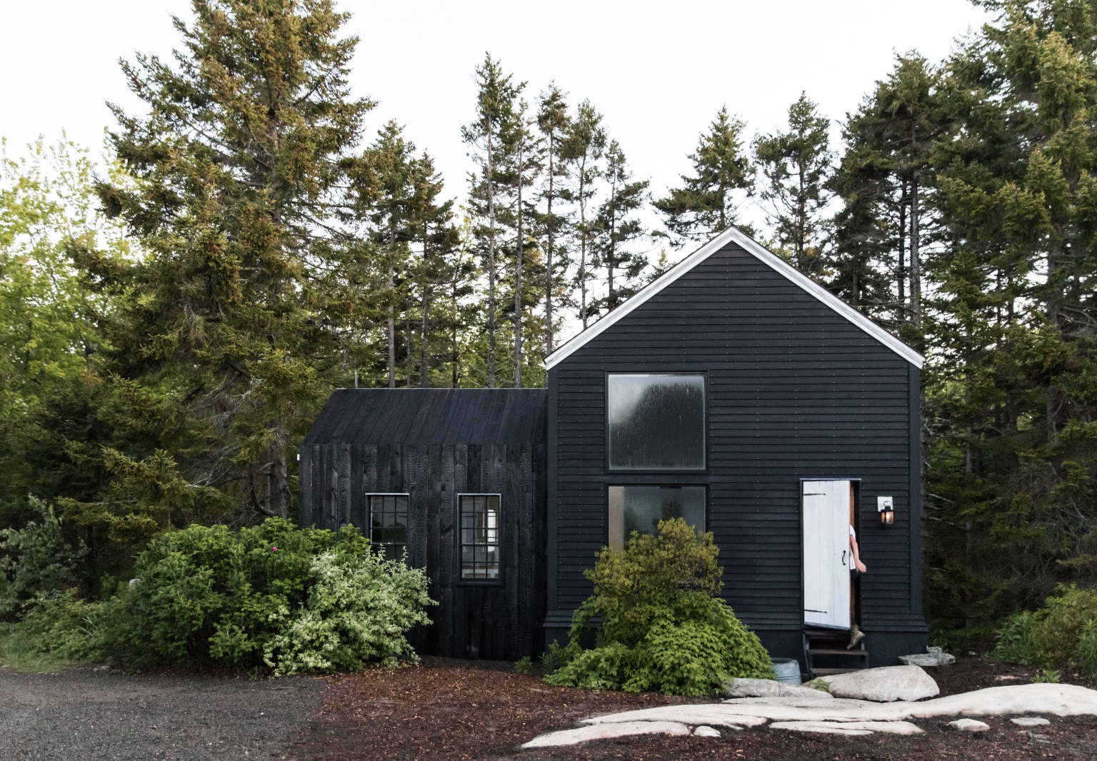 The Soot House: Conjuring the Ghosts of Old New England on Spruce Head in Maine