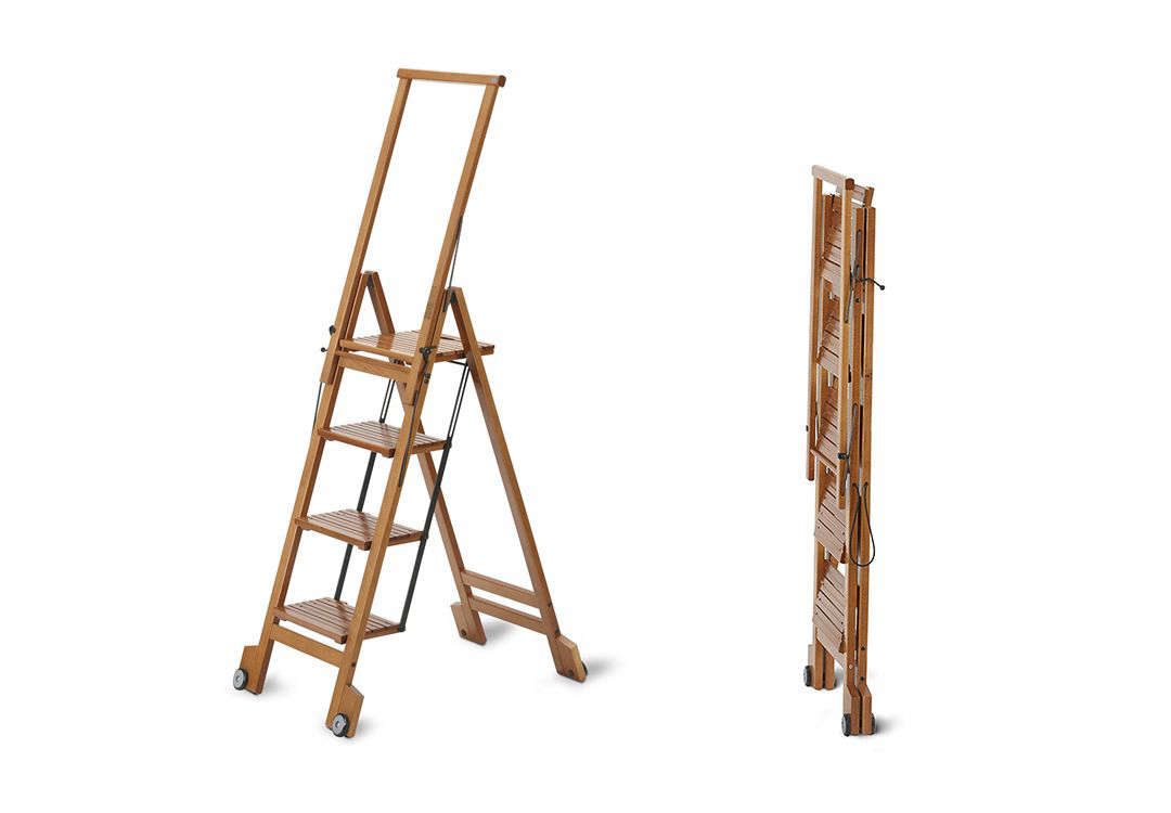 Aris: Old-Fashioned Wooden Goods with Utilitarian Style, Made in Italy