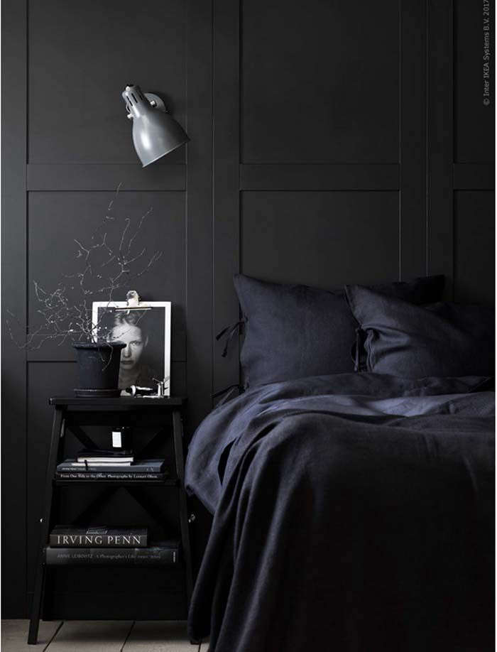 Monochrome Bedrooms Tone On Tone Paint Palettes