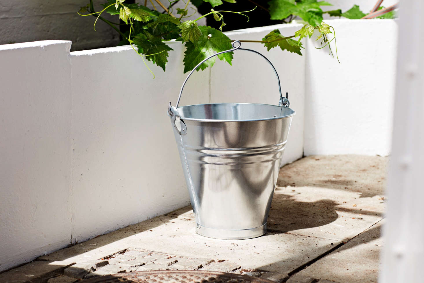 TheTurkish Handmade Bucket from the new Hay Kitchen Market line is available through SFMOMA and Hay.