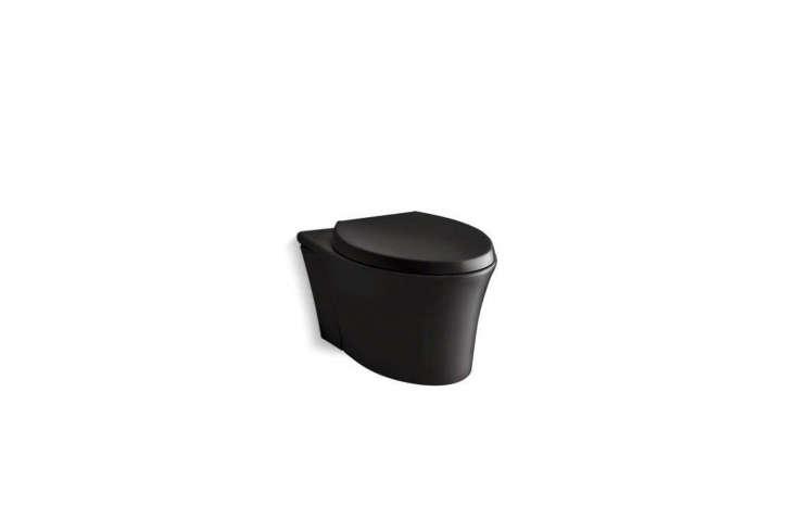 10 Easy Pieces Black Toilets Remodelista