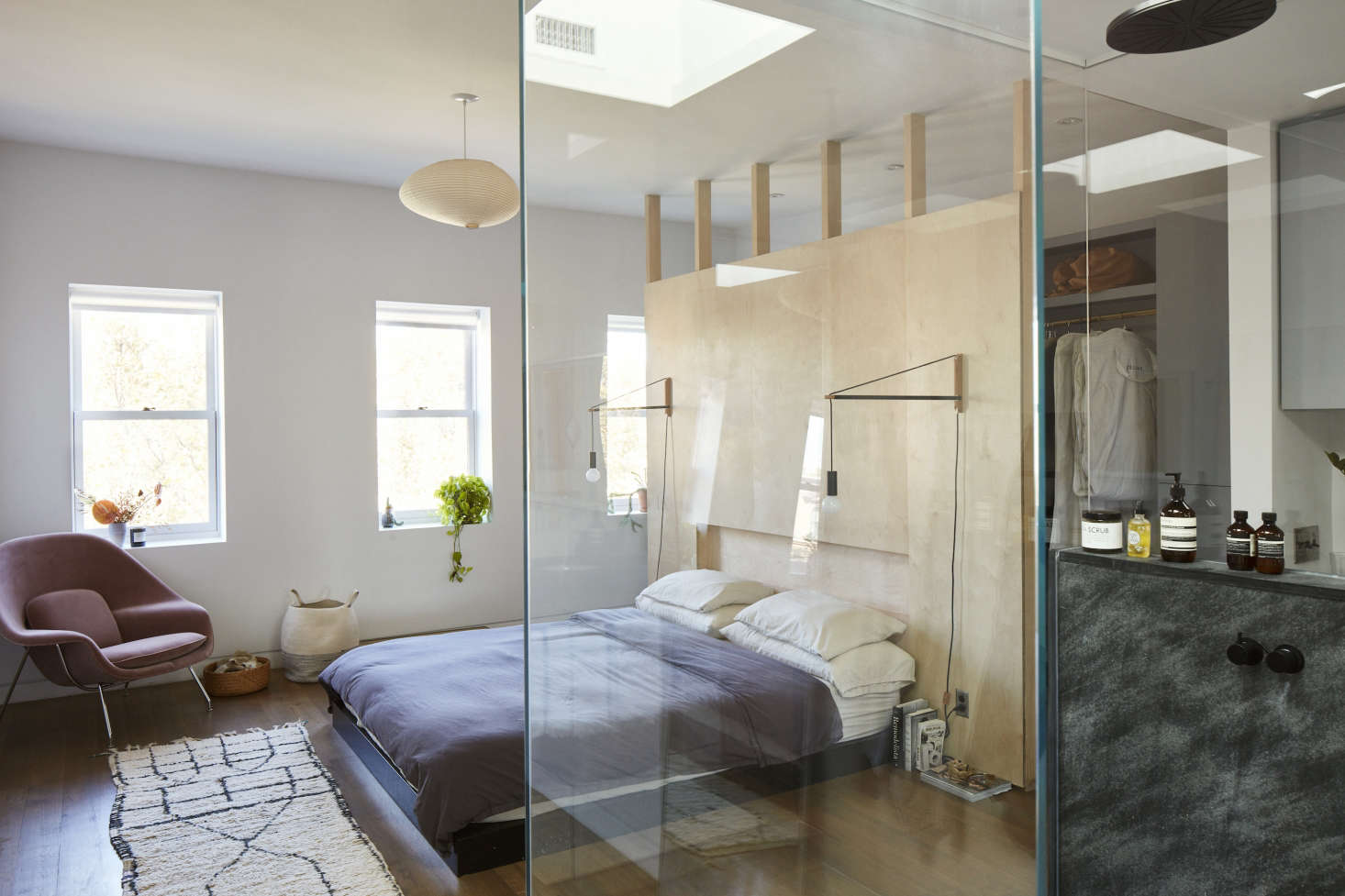 In Bed Stuy Brooklyn A Renovated Brownstone With