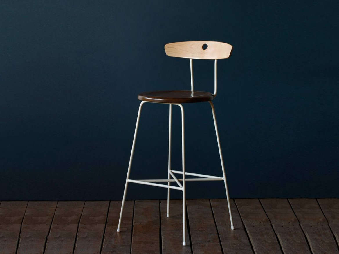 lostine anna stool in cream