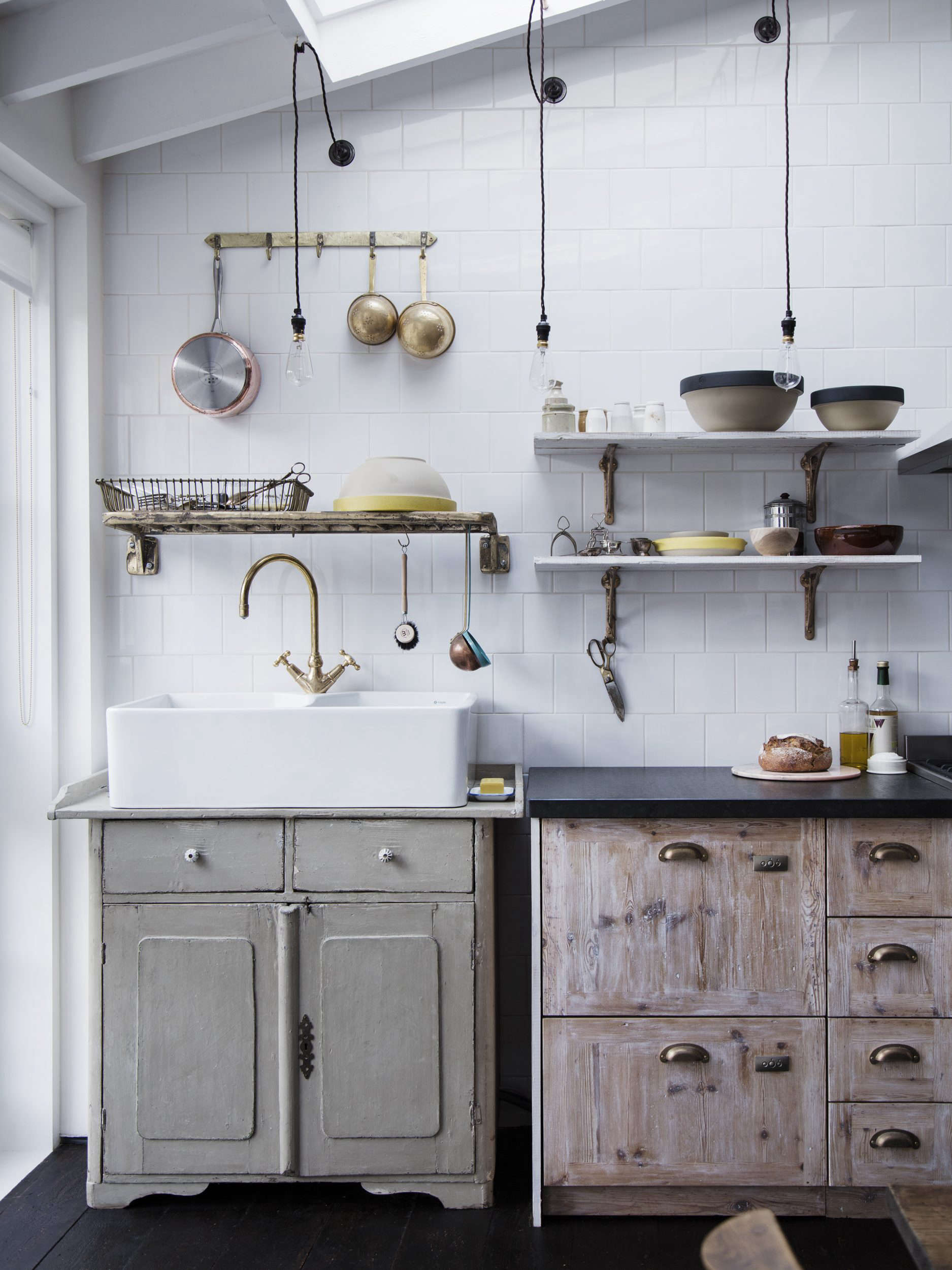 Kitchen of the Week: A Family Gathering Spot in a London Victorian ...