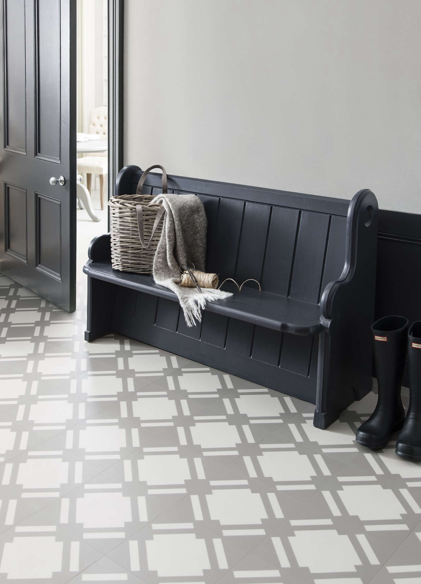 New From Neisha Crosland Luxe Vinyl Tile For Harvey Maria