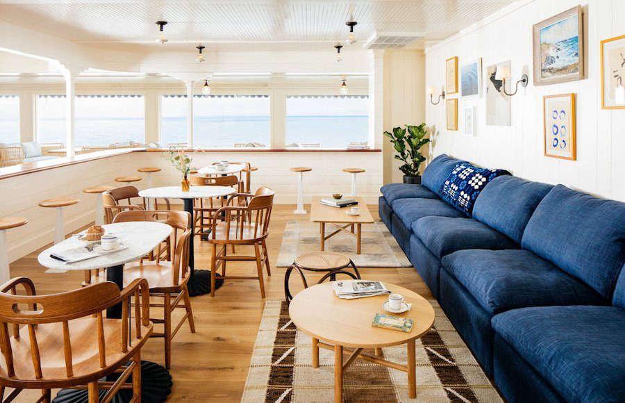 Sound View A Fifties Era Motel Made Modern In Greenport