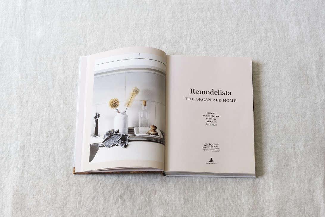 Remodelista: The Organized Home stylish storage ideas