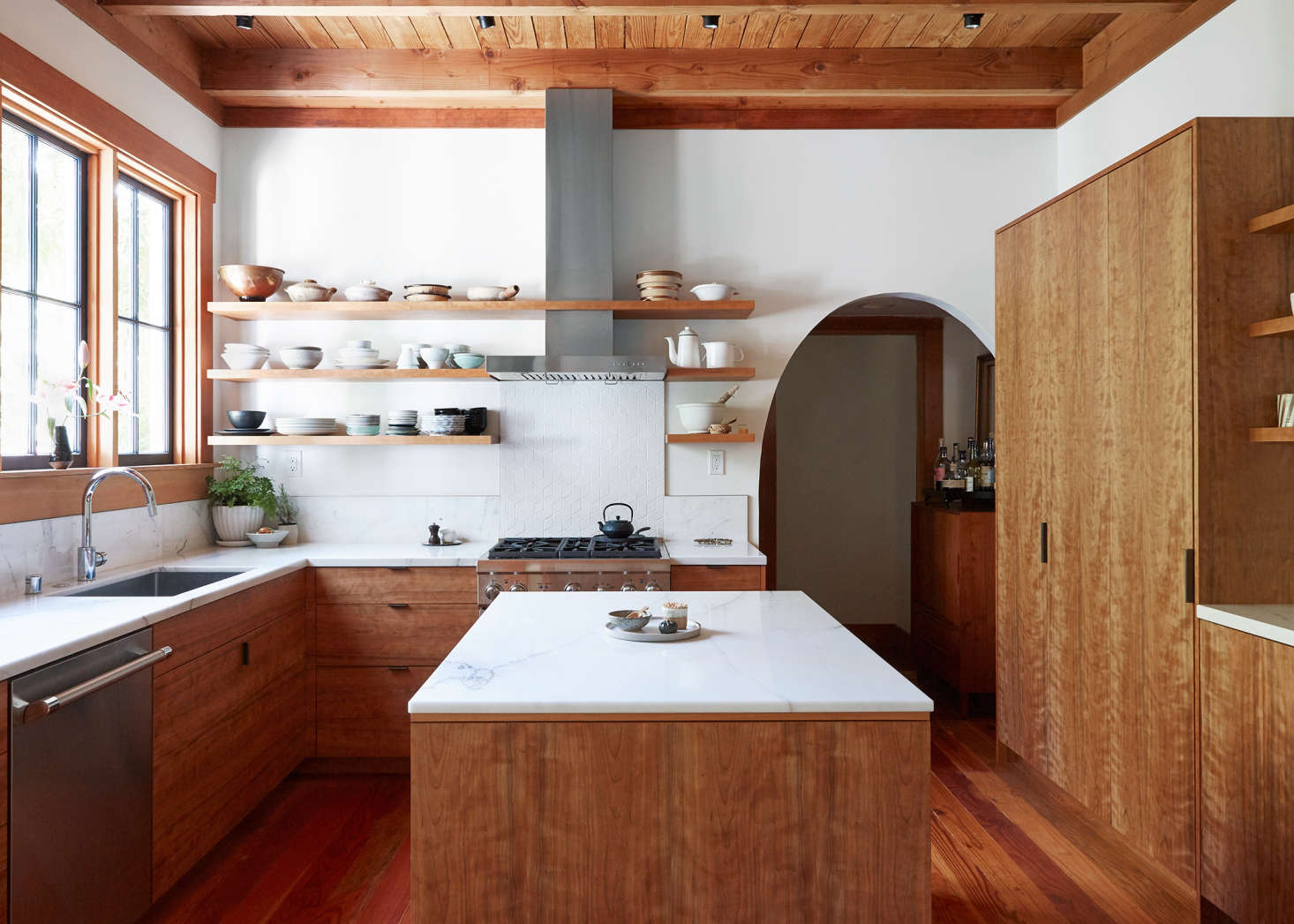 Looking Ahead Looking Back 10 Years of Remodelista One of our most popular Kitchen of the Week posts is Aya Brackett&#8\2\17;s Hippie House Update in Oakland.