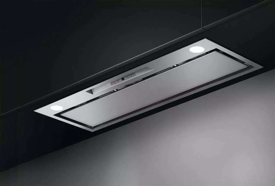 Fisher U0026 Paykelu0027s Decorative 36 Inch Wall Hood Liner Keeps A Low Profile  Under Your