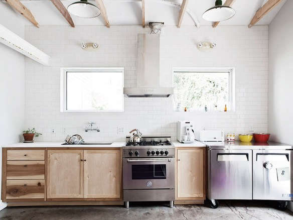 Remodeling 101 Ceiling Mounted Recessed Kitchen Vents Remodelista