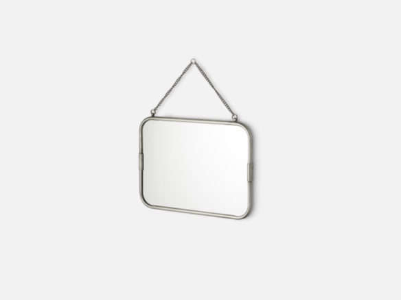 Haceka Vintage Bathroom Mirror Silver