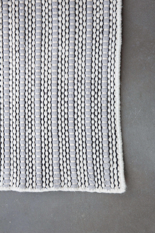 Nodi Rugs Woven Wool Stripe