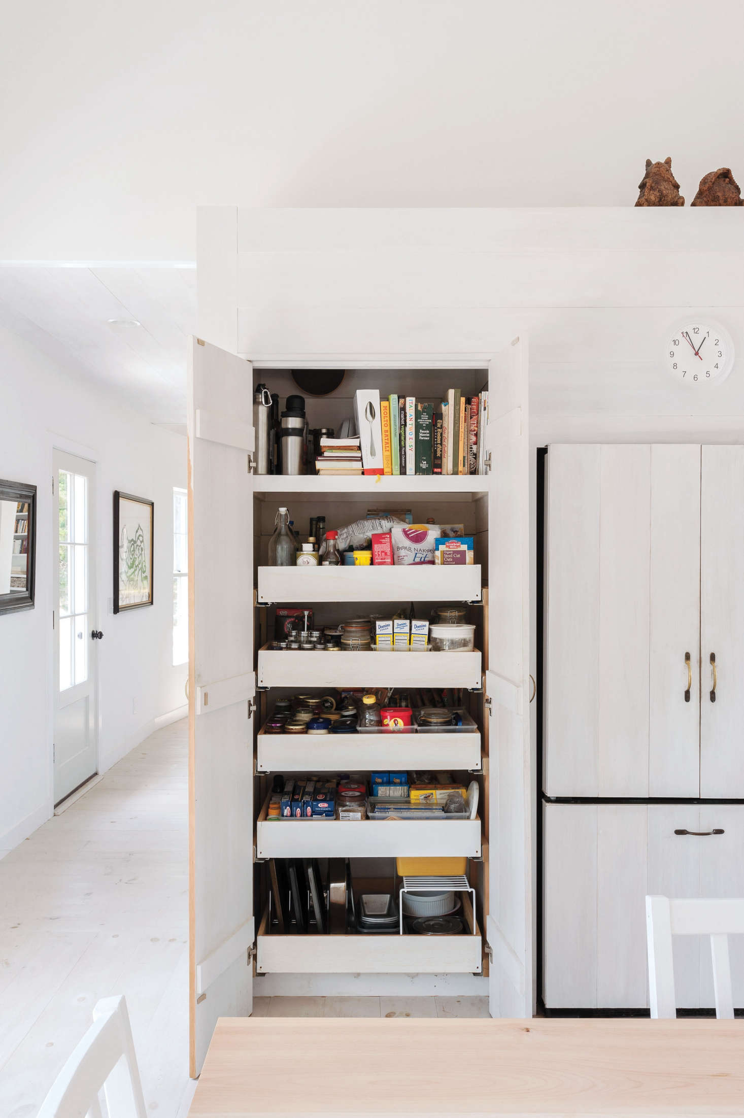 Well-liked A Peek Inside the Pantry: 11 Kitchen Storage Favorites - Remodelista XS02