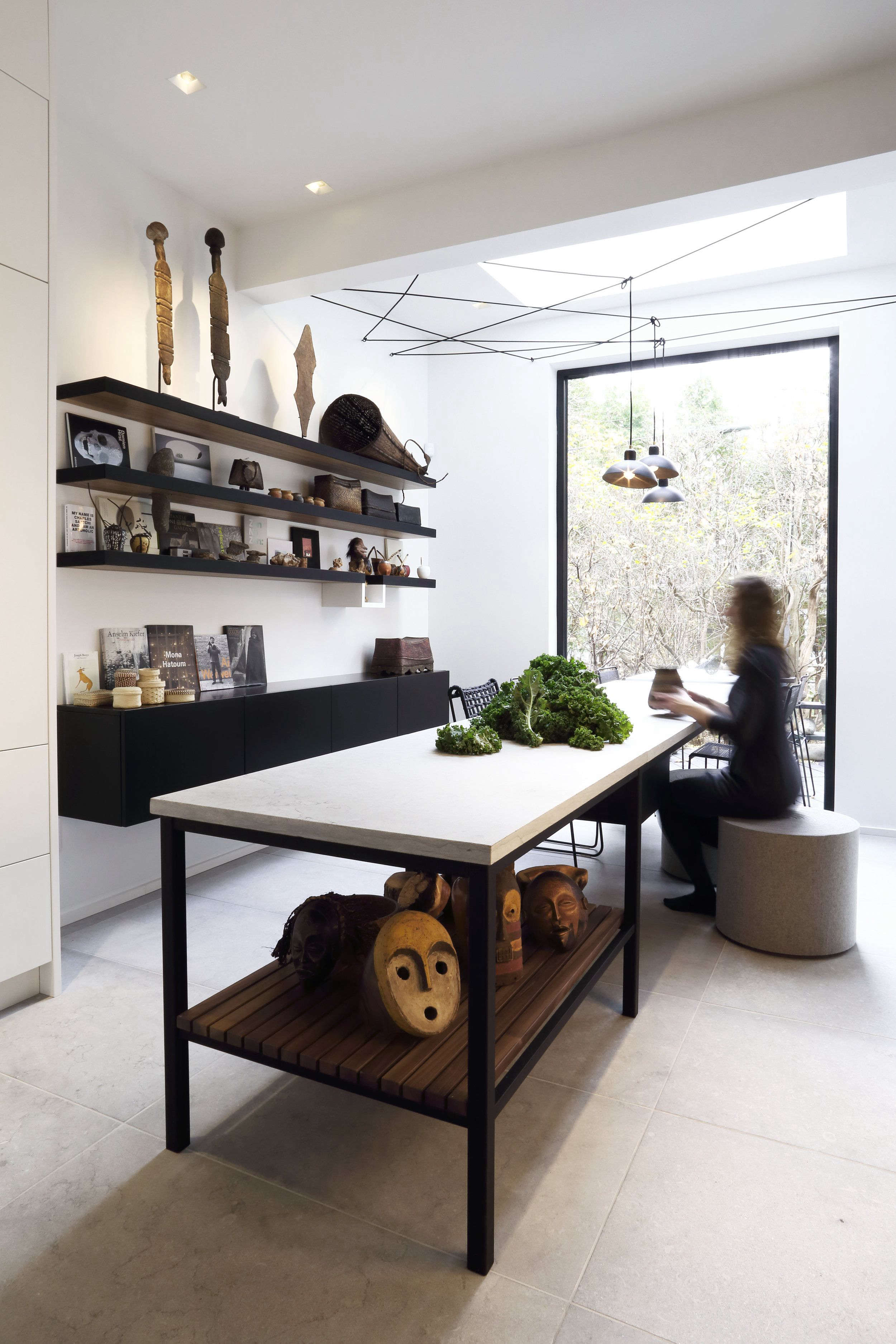 Kitchen of the Week: Art Gallery as Kitchen in Montreal - Remodelista