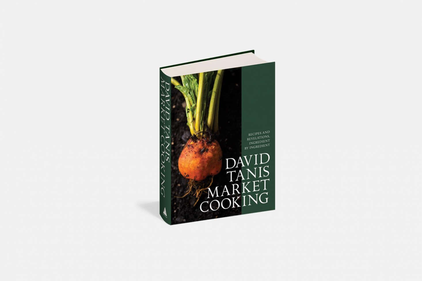"David Tanis Market Cooking: Recipes and Revelations ($23.11), the latest cookbook from chef David Tanis (Chez Panisse alum), is all about ""how to be more discerning in the market and freer in the kitchen."" See our visit to his own kitchen in Chef David Tanis's Low-Tech, Economical, and Beautifully Soulful Kitchen in the East Village."