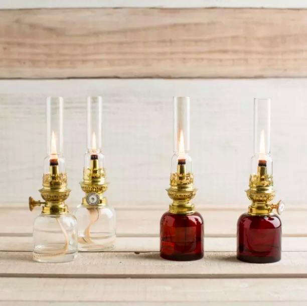 For the traditionalist, the 84 Swedish Glass and Brass Oil Lamp is made in Karlskrona, Sweden, using the same th-century equipment it always has and overseen by the same family who founded the company more than src=