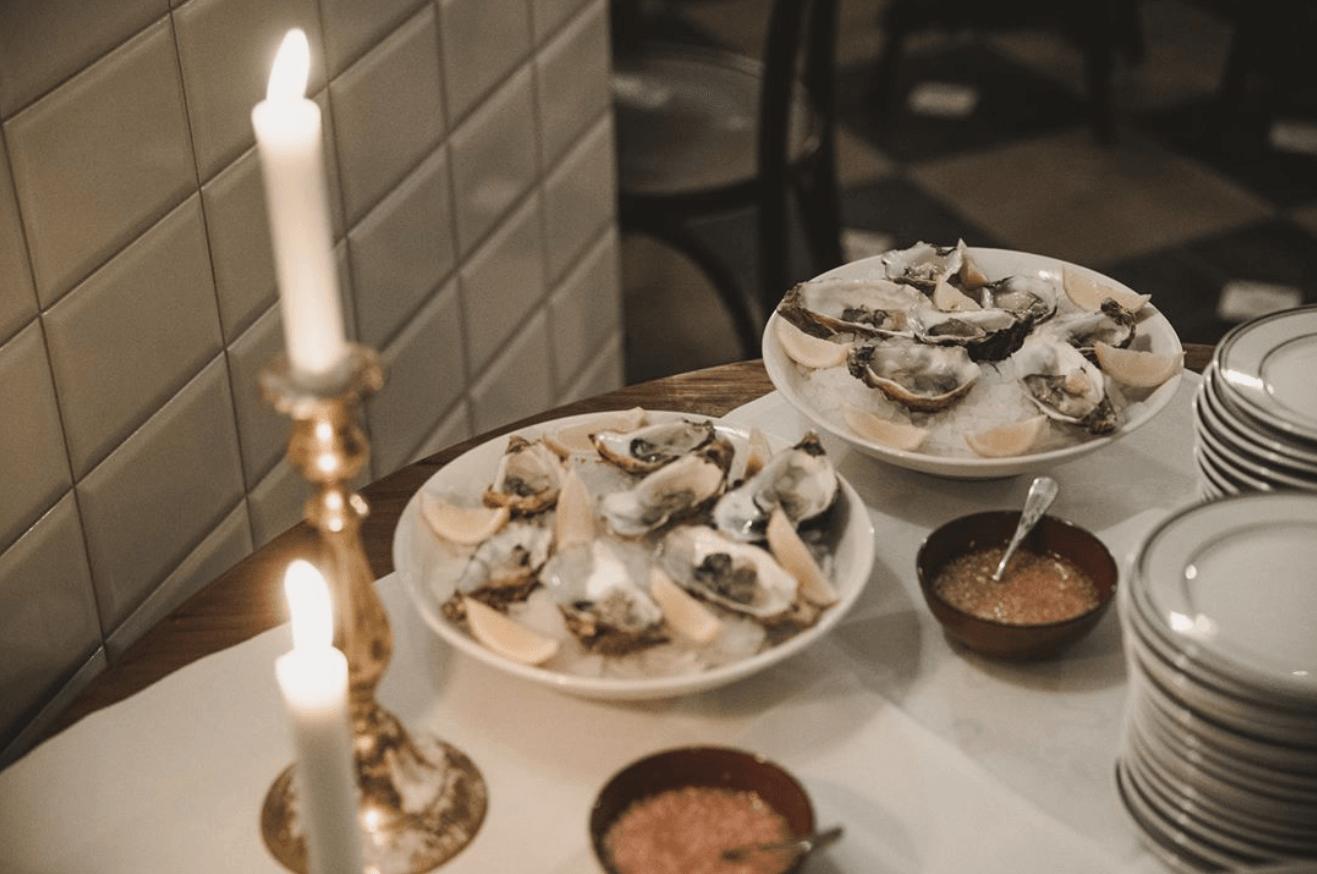 A festive feast.