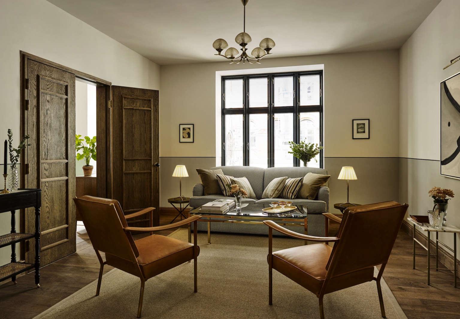 Stay Hotel Kopenhagen : Behind the curtain a former ballet dancer s romantic hotel in