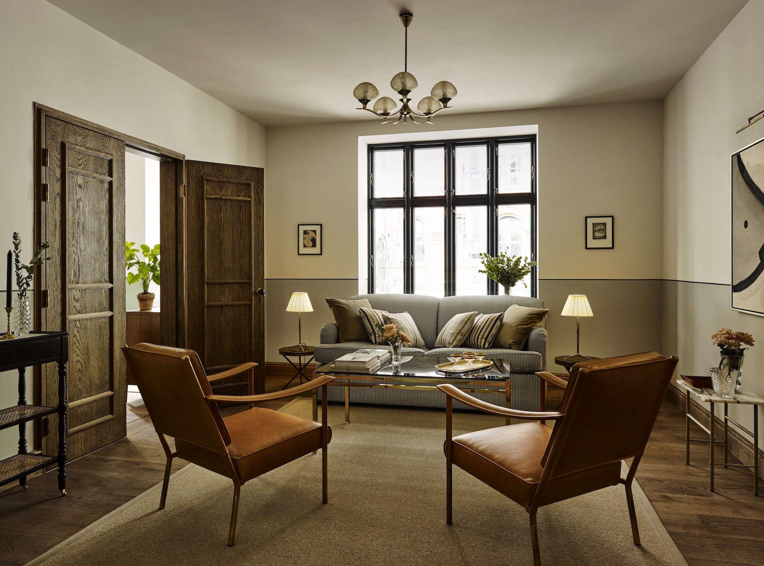 Hotel Stay Kopenhagen : Behind the curtain a former ballet dancer s romantic hotel in