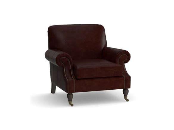 Brooklyn Leather Armchair
