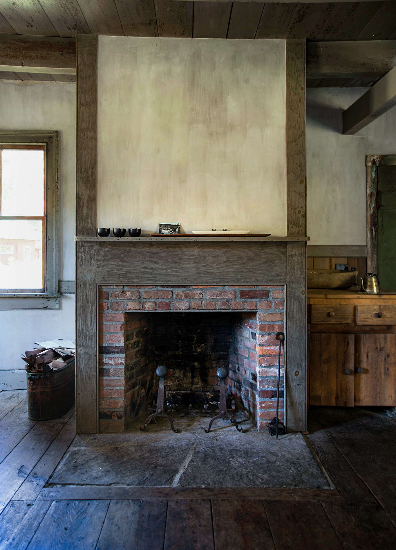 Saved From Abandonment A Historic Hudson Valley Farmhouse