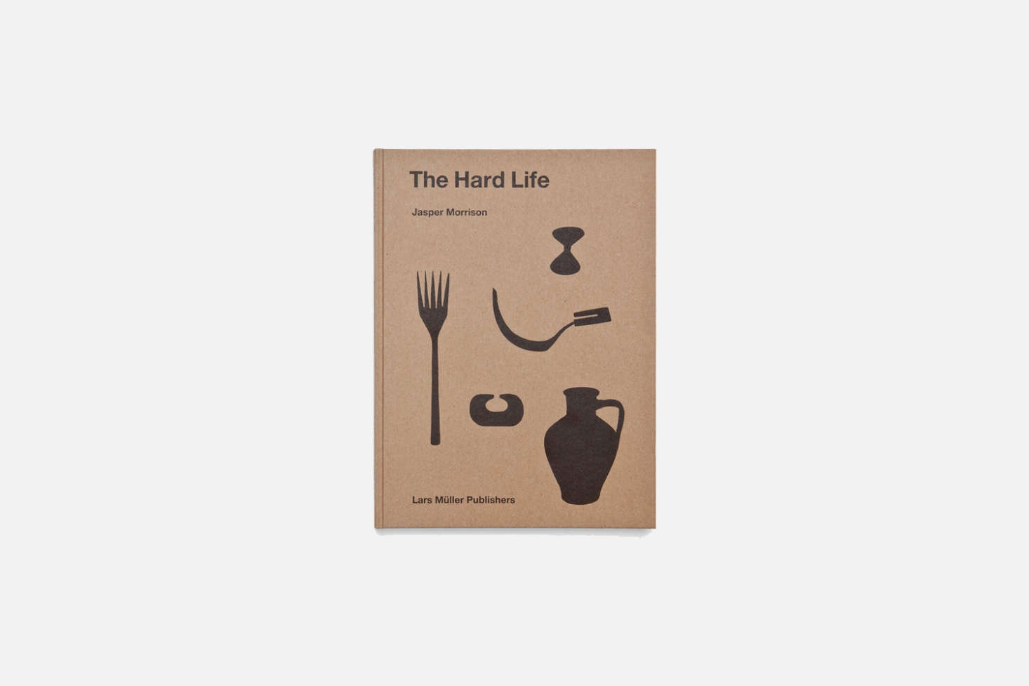 The Hard Life by English purist Jasper Morrison is $33.3